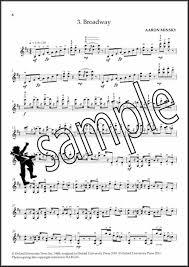 Ten American Violin Etudes Sheet Music Book Minsky   eBay