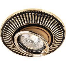 Встраиваемый <b>светильник Novotech</b> Vintage <b>369860</b> – купить в ...