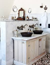 country bathroom double vanities. double vanity inspiration, country/cottage, vessel sinks. country bathroom vanities b