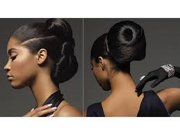 bun hairstyles for black women wedding 01 latest hair styles