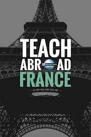 Teach Graphic Design Abroad Sign Up For A Teach Abroad Experience In France You Will