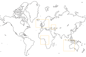 44 Coloring Page Of World Map Printable World Map Coloring Page For