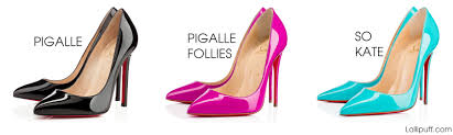 Christian Louboutin Size Chart Reviews Christian Louboutin Pigalle Vs Pigalle Follies Vs So Kate