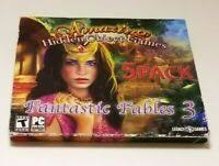 Hidden object games challenge you to find a list of objects in a larger picture or scene. Amazing Hidden Object Games Fantastic Fables 2 Pc Game 5 Pack New 734113030493 Ebay