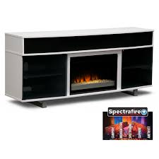 electric fireplace tv stand combo corner entertainment center with contemporary