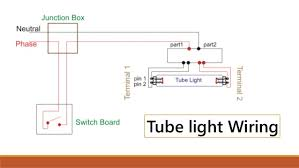 stair case wiring and tubelight wiring 9