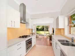 ideas galley kitchen design photos