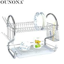Dish Drying Rack Walmart Stunning Dish Drying Rack Crichunter