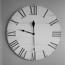 furniture large white wood wall clocks and australia wooden kitchen extra marvelous oversized