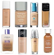 best foundation color for acne s