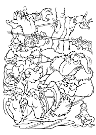 Goblins From Gummi Bears Coloring Pages