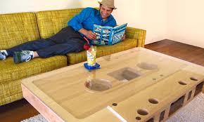 Mixtape Table by Jeff Skierka Mixtape Table by Jeff Skierka