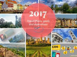 2017 travel plans goals and aspirations social media using the share buttons at the top of the post alternatively you can follow along on facebook twitter or google or you can look me up