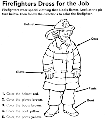 Small Picture Firefighter coloring page Fire fighters Pinterest