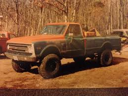 Walosi - 1968 Chevy K10 - Virginia Krawlers Forums