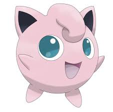 Jigglypuff Transparent Pokemon Png Stickpng Coloring Page