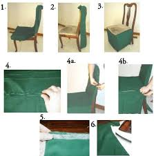 how to make a dining chair cover chair pads cushions