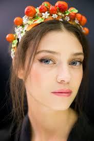 Dolce Gabbana Spring 2016 Ready to Wear Fashion Show Beauty.