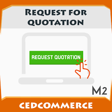 Request A Quote 61 Wonderful Request For Quotation Magento 24 Extension CedCommerce