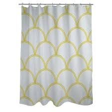 perry ellis asian lily shower curtain art circles grey and yellow shower curtain shower curtain rod