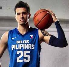 What is the height of Marc Pingris?