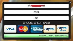 Anyone can easily generate a valid credit card number by using the mod10 checksum formula all you have to do is assign prefix numbers like 4 in visa credit cards, 5 in mastercard, 6 in discover card, 34 and 37 in american express. Credit Cards Numbers That Work Credit Card Numbers That Work Creditcard Credit Cards Numbers That Work F Credit Card App Credit Card Hacks Credit Card Numbers