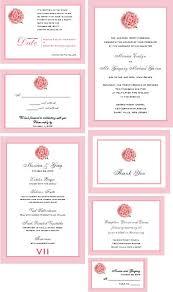 Lmk Gifts Wedding Invitations Response Reception Cards