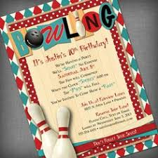 bowling invitation templates 53 best bowling invitation ideas images invitation ideas