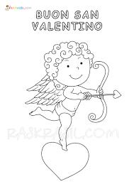 Disegni di San Valentino da colorare - 90 immagini per la stampa gratuita