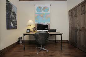saveemail industrial home office. Saveemail Industrial Home Office. Exellent Vintage Office Design With I R