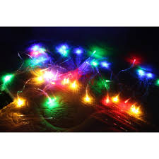 timewanderer rgb colorful led string fairy light aa battery operated bright led lights decorative lights on clear wire for home diy decoration 5m on