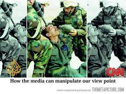 media manipulation advertising in society the picture shown above is an example of how the media can easily obstruct our views the picture shown in the center is the actual image the one to the