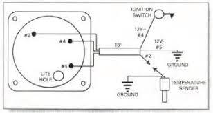 sunpro water temp gauge wiring diagram images water temp gauge wiring a water temp gauge wiring circuit wiring diagram