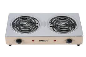 Two Burner Cooktops Electric Two Burner Electric Stove Top Two