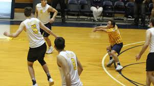 Men's Volleyball Collides with No. 2 Ottawa - Graceland University