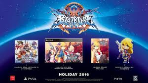 You can stop a download at any time, switch applications, and come back to resume the download later. Blazblue Central Fiction Limited Edition Announced Dlc Details Playstation Blog