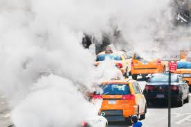 air pollution by cars essay