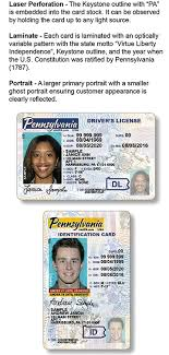 Phase-in Food New amp; Licenses Cards To Security Merchants Pennsylvania Association Driver's With Id Features - Penndot