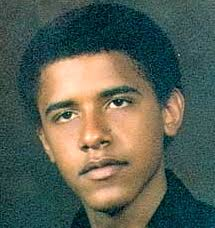 Image result for  young obama