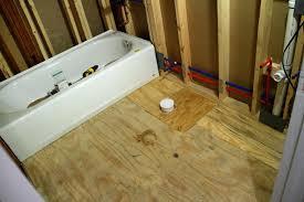 prep floor for tile how