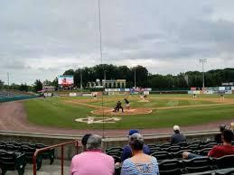 Lowell Spinners Stadium Seating Chart Baseball Photos At Joseph L Bruno Stadium