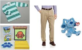 steve from blue s clues costume