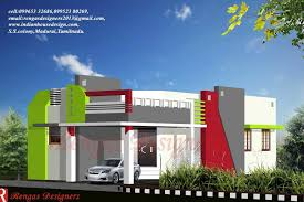 home design indian house design single floor house designs