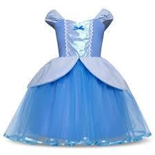 HNXDYY Cinderella Rapunzel Princess Girls Dress ... - Amazon.com