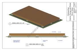 patio deck plans. Wonderful Plans 12 X 16 Ground Level Deck Like A Wooden Patio Throughout Patio Plans