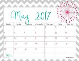 Cute May 2017 Calendar | May 2017 Calendar | Pinterest | Calendar ...