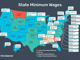 Federal Pay Raise 2017 Chart 2020 Federal And State Minimum Wage Rates