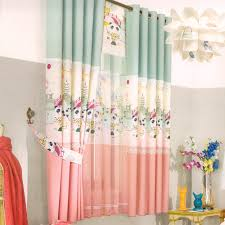 Cute Curtains For Living Room Window For Kids Room