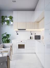 Image Ideas Interior Design Ideas 40 Minimalist Kitchens To Get Super Sleek Inspiration