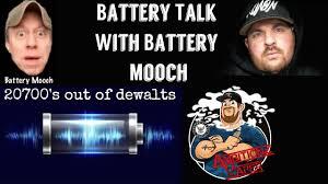 Mooch Battery Chart 20700 Av Live With Battery Mooch On Batteries 20700s Out Of Dewalt Packs